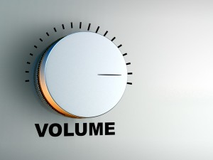 How Much Volume Is Enough?