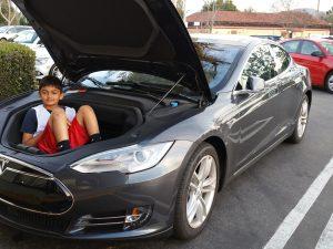 $TSLA stock for Tesla car